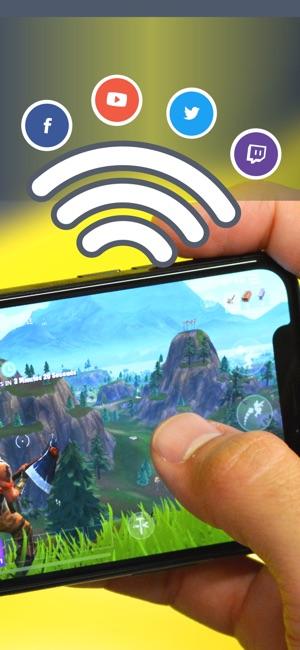Mobcrush: Livestream Games on the App Store