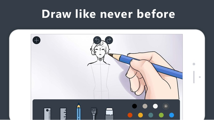 Draw.ing Pad, Doodle Paint Art screenshot-2