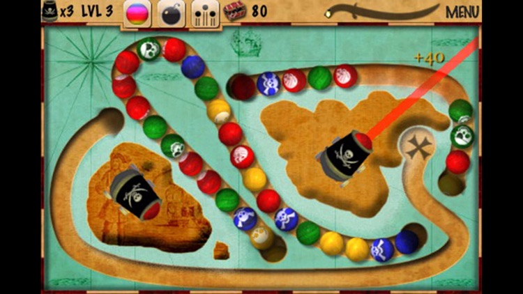 Blackbeard's Assault screenshot-4