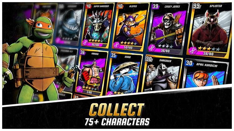 Ninja Turtles: Legends screenshot-3