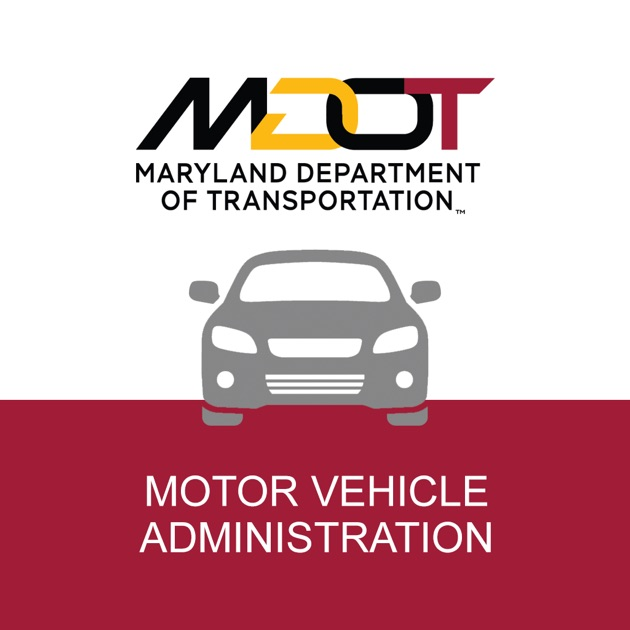 Maryland dept of motor vehicles for Motor vehicle administration md