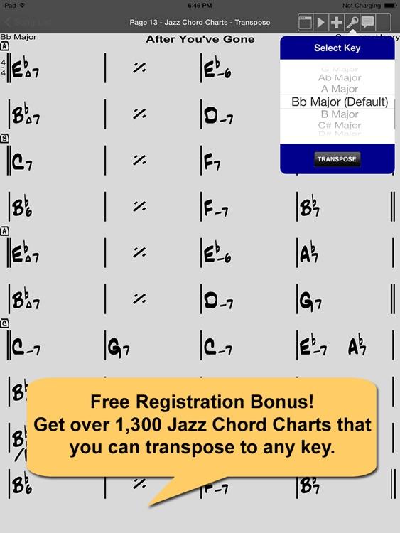 iGigBook Sheet Music Manager screenshot-0