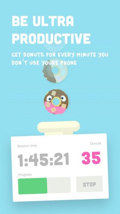 Donut Dog: Feed your focus! Screenshot 3