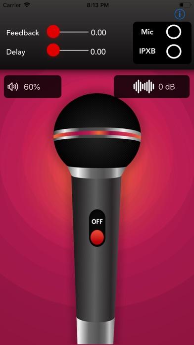 Microphone MegaMic Megaphone Screenshots