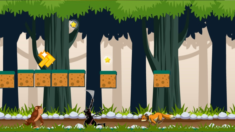 Hero Monkey Adventures screenshot-4