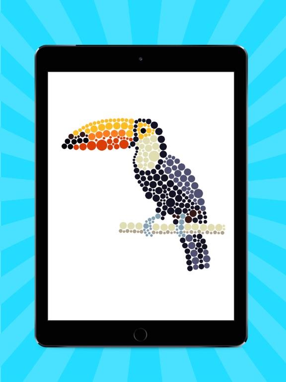 3D Pixel Art: 数字で色ぬりのおすすめ画像10