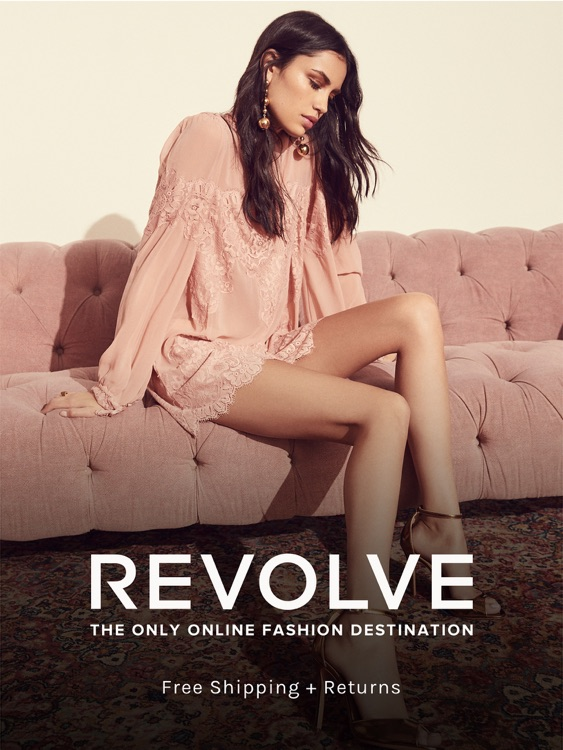 REVOLVE for iPad screenshot-0