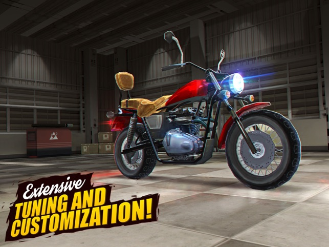Top Bike: Drag Racing & Fast Moto Rider 3D Screenshot