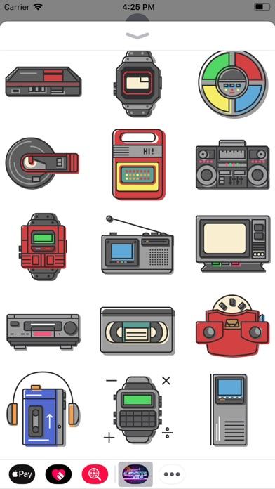 Retro 80s Gadgets screenshot 2