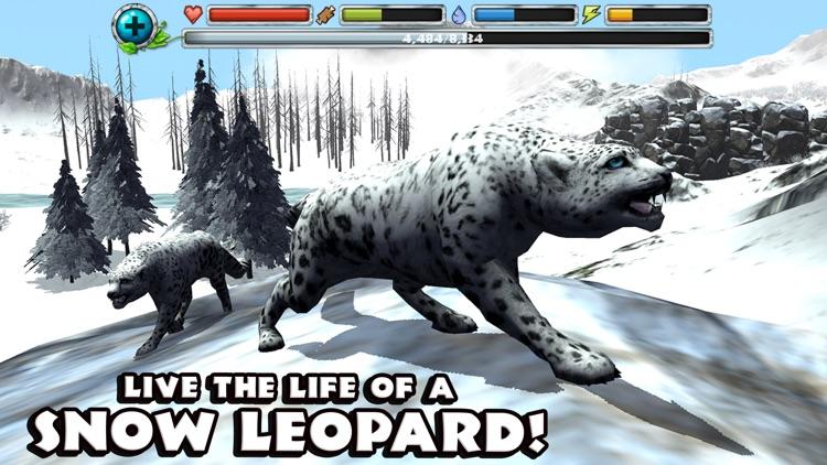Snow Leopard Simulator screenshot-0