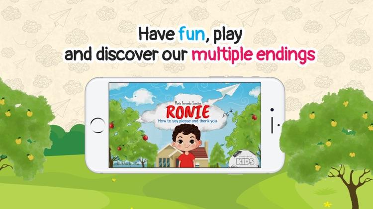 Ronie - Educational Pathbook