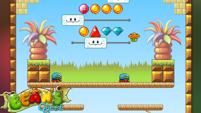 Bean's Quest screenshot two
