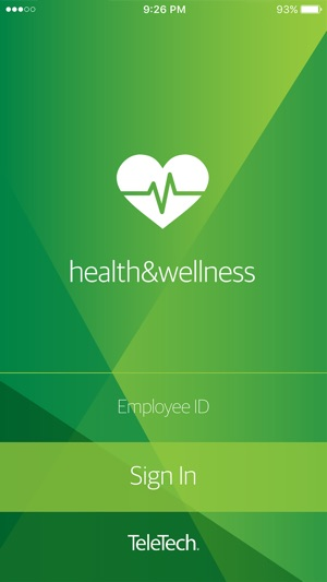 TTEC Health Wellness On The App Store