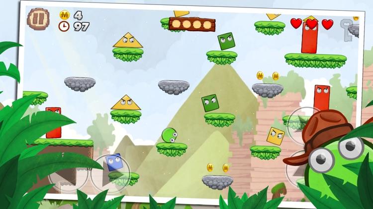 Bubble Blast Adventure screenshot-0