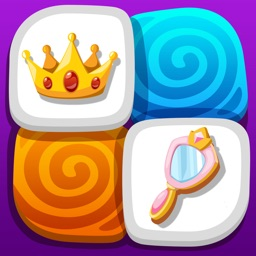 Princess Learning Memory Games