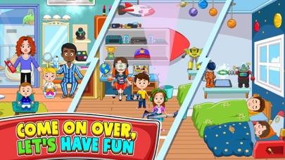 My Town : Best Friends' House screenshot 2