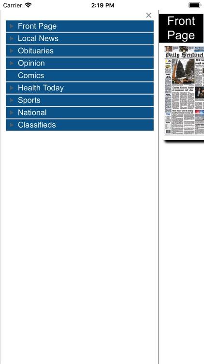 Daily Sentinel Digital