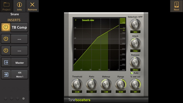 Audio Evolution Mobile Studio screenshot-5