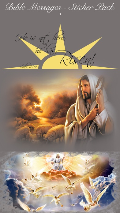 Bible Messages - Sticker Pack screenshot 5