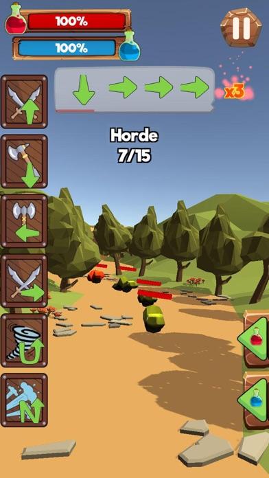 Image of Stranger Warrior: Kingdom Hero for iPhone