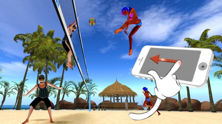 Beach Volleyball OverTheNet