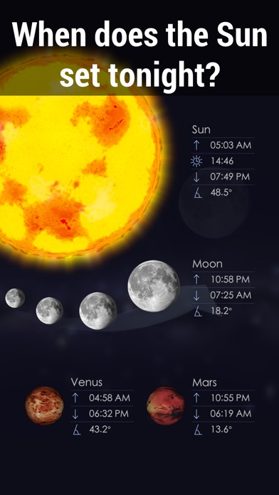 Screenshot #9 for Star Walk 2 - Night Sky Map