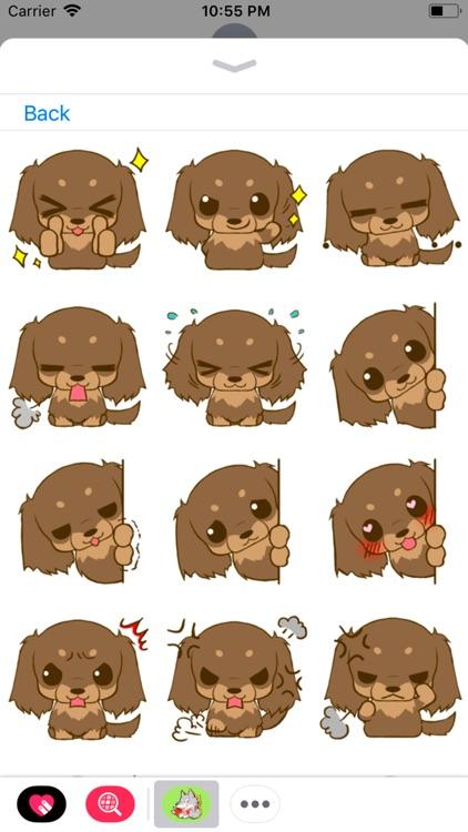 Dog Stickers App screenshot-4