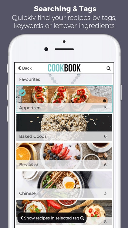 CookBook - The Recipe Manager screenshot-3