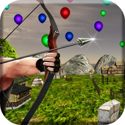 Balloon Shoot- Bow Arrow 3D