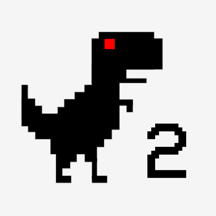 Lonely T-Rex Run 2: Level Up