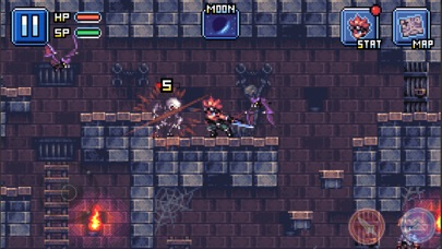 Screenshot 2 Dungeon X Dungeon