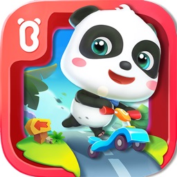 Little Panda's  Maze Adventure