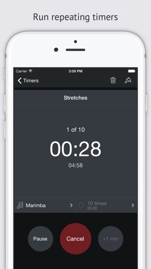 timer on the app store