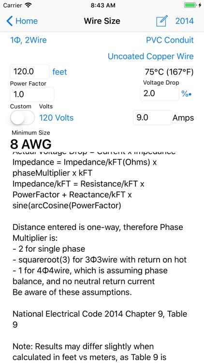 Electrical Wiring Pro 2017 screenshot-3