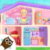 Sweet Baby Girl Doll House