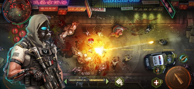Zombie Fever: Unkilled Target Screenshot