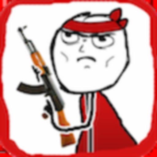 Rage Wars - Meme Shooter icon