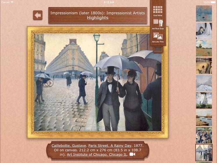 Art Authority for iPad screenshot-2