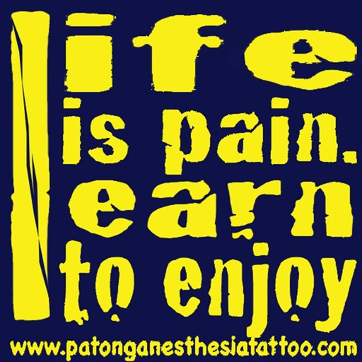 Patong Anesthesia Tattoo App icon