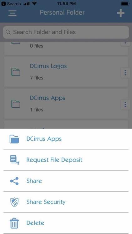 DCirrus screenshot-3