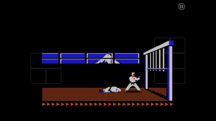 Karateka Classic screenshot-3