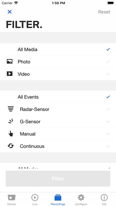 Advanced Car Eye 2.0 screenshot four