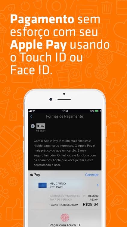 Ingresso.com +Filmes +Cinemas screenshot-4