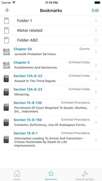 Oklahoma Statutes (OK Laws) screenshot-4