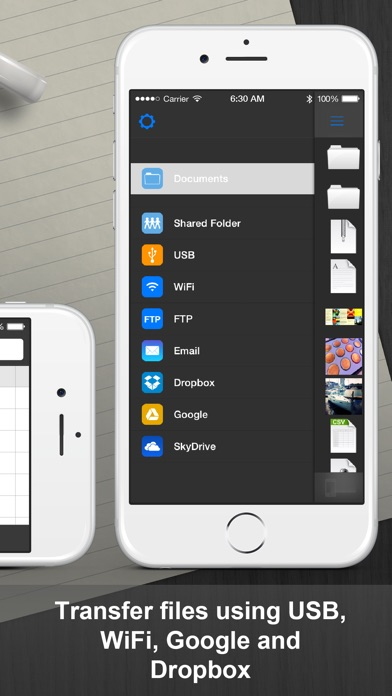 書類プロ Documents Pro ScreenShot3
