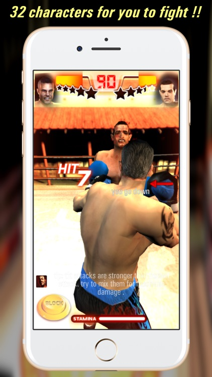 Iron Fist Boxing Lite screenshot-3