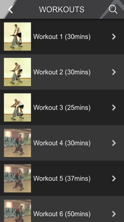Spin Cycle Studio Exercise screenshot-0