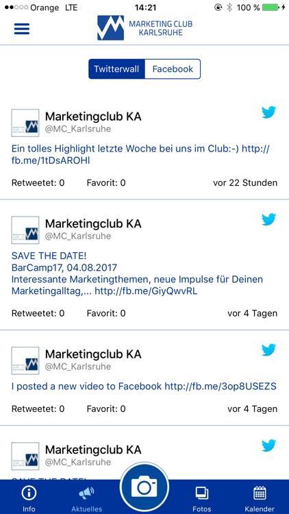 Marketing Club Karlsruhe screenshot-3
