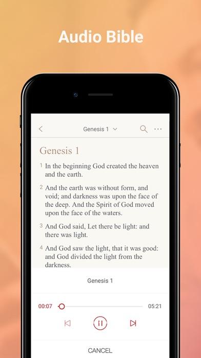 Bible KJV - Daily Bible Verse screenshot 1
