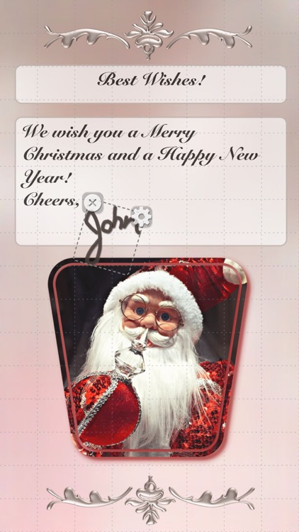 Christmas Cards • Greeting screenshot-1